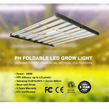 600w Hydroponic Led grow Lights for Plants