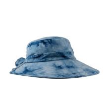 Binden Sie die Farbe Eimer Kappe und Hut