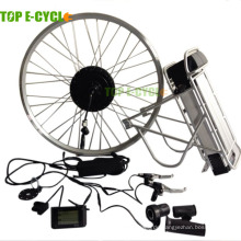 TOP E-Cycle Hand Gashebel steuert 1000W E-Bike-Kit