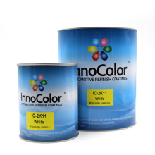 Single Color Topcoats Car Refinish Spray Paint