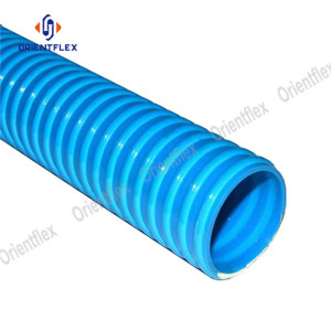4+Inch+Flexible+PVC+Spiral+Suction+Hose