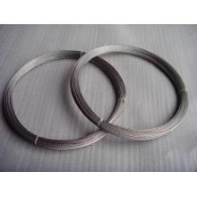Alambre de molibdeno de alta pureza limpiado para alambre de soporte y filamento de molibdeno de salida