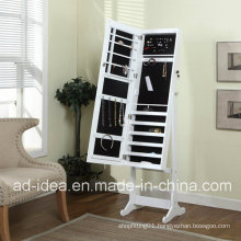 Elegant White Multifunctional Display Stand for Ornaments Exhibition