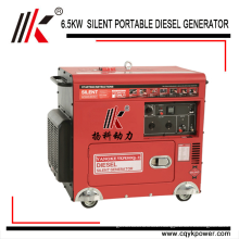 7.5 KVA SMALL DIESEL GENERATOR ELECTRIC DYNAMO PRICE IN INDIA FROM CHINA SUPPLIER WITH SMALL SIZE