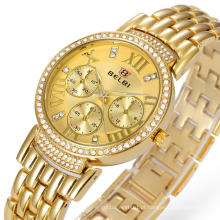 Alloy Series Moda Assista Casual Quartz Watch