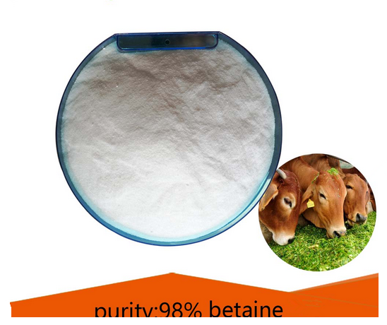 purity 98% betaine anhydrous feed grade