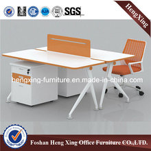 Modern Large Room U Shape 6 Persons Office Simple Design Conference Table