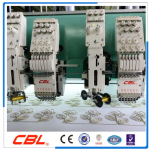 Flat and tapping embroidery machine para la venta