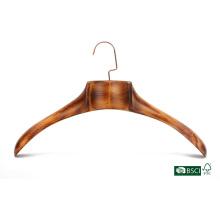 Винтажная одежда Использование одежды Тип одежды Твердая деревянная вешалка