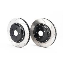 El disco de sistema de freno de las piezas de automóvil de alta calidad frena el rotor 380 * 28m m para Honda