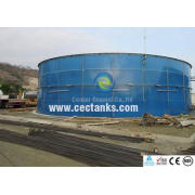 Industrial Glass Lined Water Storage Tanks for Wastewater T