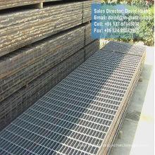 Galvanised Stock Standard Steel Grating Panels