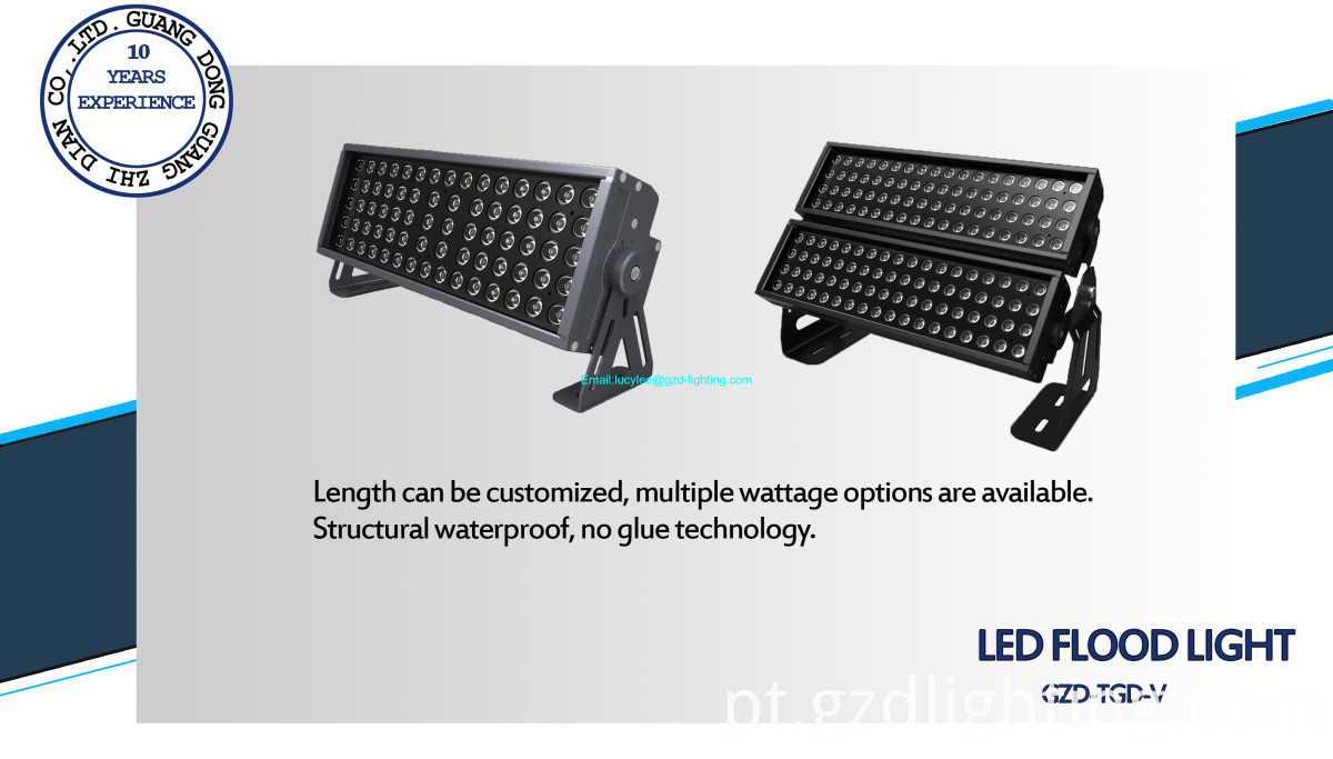 new outdoor led flood light