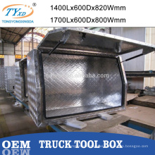 hot sale aluminium truck tool chest