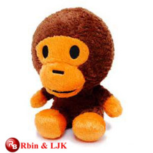 ICTI Audited Factory High Quality Custom Promotion Mohawk monkey plush toys