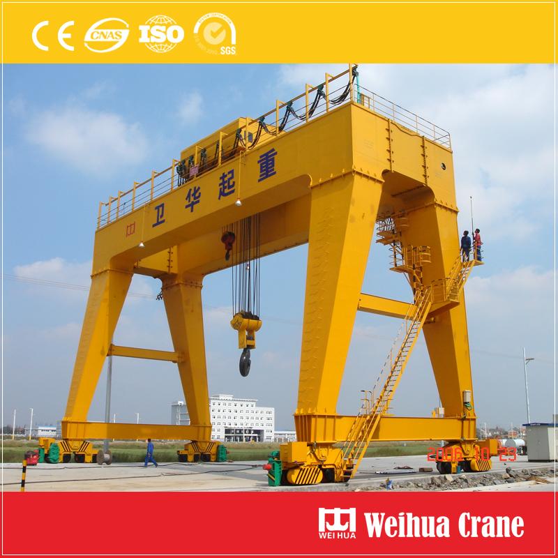 Double Girder Gantry Crane A