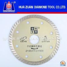 Lame de scie circulaire pour lame de coupe concassée en pierre de coupe (HZ228)