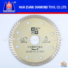 Circular Saw Blade for Cutting Stone Concave Cutting Blade (HZ228)