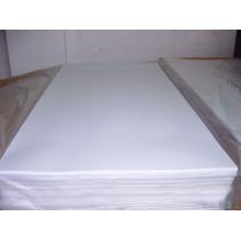 Чистый мягкий лист из ПТФЭ для уплотнения