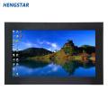 Monitor ao ar livre do LCD da luz de fundo do diodo emissor de luz de 98 polegadas