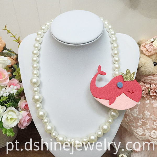 Children Pearl Necklace