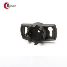as peças de fundição em areia de máquinas hexagonais de ferro galvanizado