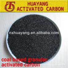 Carvão ativado NingXia em granel para arbon ativado granular