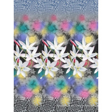 3D Baumwollpigment bedrucktes Gewebe