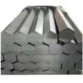 Barra de aço hexagonal 1018