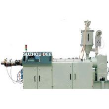 Einzelne Schraube Hepe LDPE-Rohr-Verdrängungs-Maschine