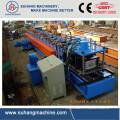 Máquina formadora de rolos de perfil C com certificação CE de alta velocidade