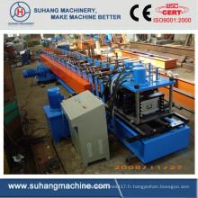 Machine de formage de rouleaux de panne de section C certifiée haute vitesse CE