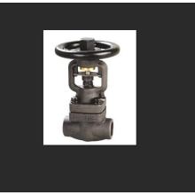 Кованый стальной сильфонный шаровой клапан