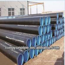 ASTM A106 tuyau en acier sans soudure et tuyau d'acier sch 40