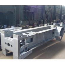 soldagem e fabricação de equipamentos pesados
