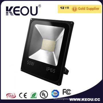 Projecteur LED SMD 50W Square avec RoHS Saso