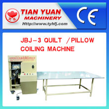 Literie couette bobinage Machine à emballer (JBJ-3)