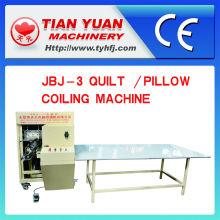 Постельное белье одеяло, намоточные машины упаковки (JBJ-3)