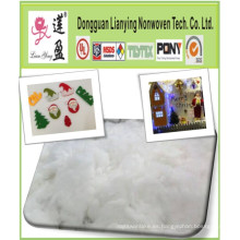 High-Loft Plump Polyester para nieve instantánea
