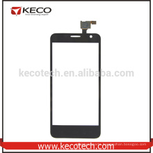 Black Color For Alcatel One Touch Idol Mini OT6012 Outer Phone Touch Screen Digitizer