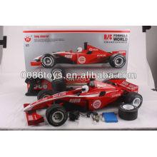 1: 6 RC Fórmula coche con cargador