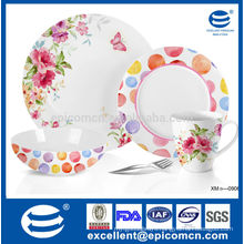 household utensil butterfly Chinaware wholesale