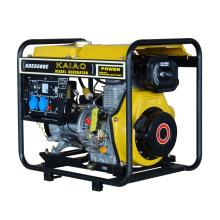 5kw Home Usage Generator Set KAIAO Small Diesel Generator Kipor Style