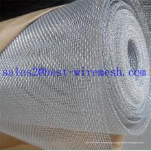 Pantalla de ventana de aluminio / Malla de aluminio recubierto de epoxi / Mosquito de aleación de aluminio