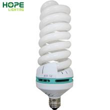 Bombilla de ahorro de energía espiral 120W