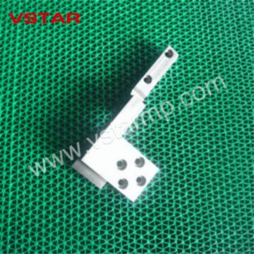 Fraise CNC de précision pièces d'aluminium usinées avec service OEM Vst-0998