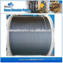 Cuerda de alambre de acero galvanizado