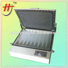hot sale Pad printer cliche uv exposure unit with vacuum