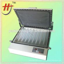 hot sale Pad printer cliche uv exposure unit with vacuum