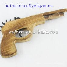 pistola de goma